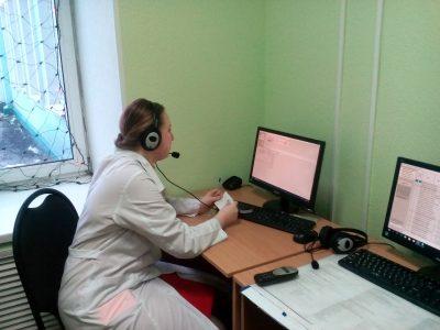 В Кемерове после реновации открыли регистратуру в детской поликлинике клинической больницы №2