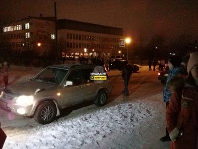 В ГИБДД рассказали, какие травмы получил ребёнок в результате ДТП в Кемерове на ФПК