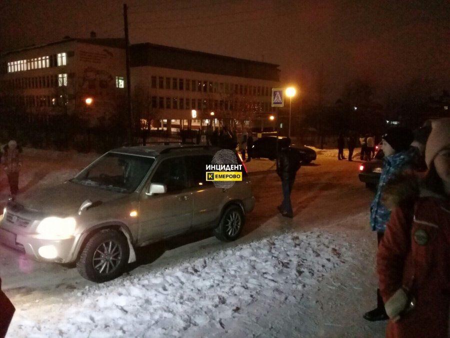 В ГИБДД рассказали, какие травмы получил ребёнок в результате аварии в Кемерове на ФПК