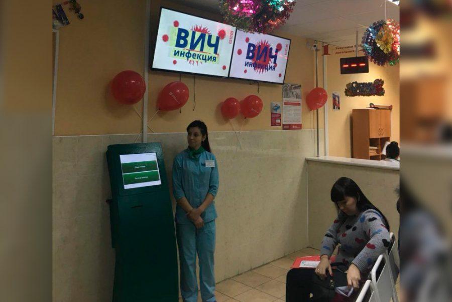 В Топкинской районной больнице усовершенствовали зону ожидания и регистратуру