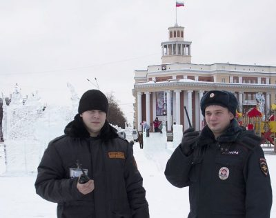 Охранять порядок в новогоднюю ночь в Кузбассе будут более 1 800 полицейских