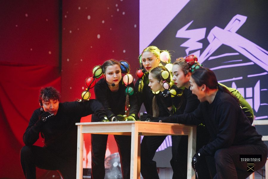 Кузбасские студенты стали участниками театрального марафона в столице России
