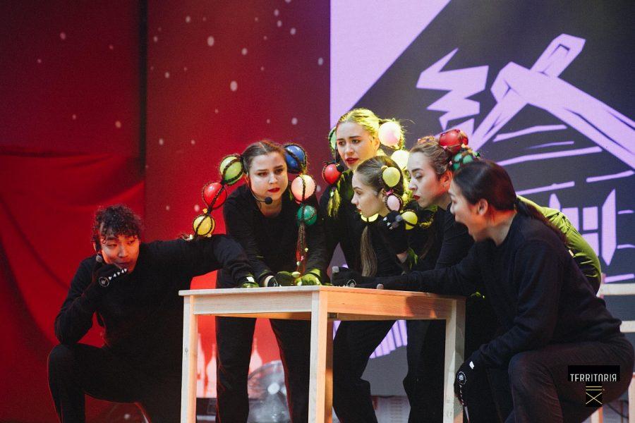 Студенты КемГИК стали участниками театрального марафона в Москве