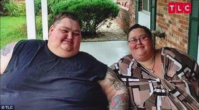 В США пара худела ради первого секса 11 лет