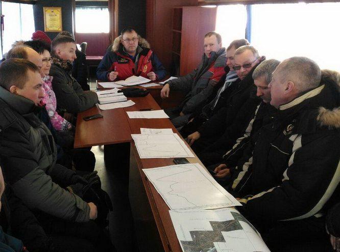 Илья Середюк возглавил оперативный штаб по устранению аварии на водоводе в Кедровке