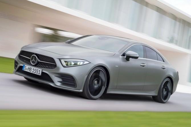 Опубликованы российские цены на новый Mercedes-Benz CLS