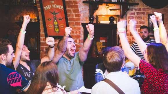 Кемеровчан зовут в бар помериться эрудицией