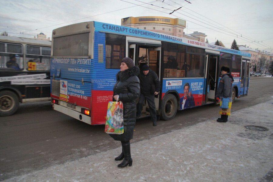Безбилетных пассажиров запретят высаживать намороз