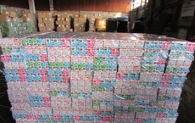 Кемеровские пограничники остановили тысячи поддельных кубиков Рубика