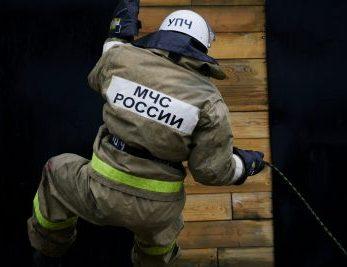 Названа предварительная причина пожара в конно-спортивной школе «Коловрат» в Кемерове