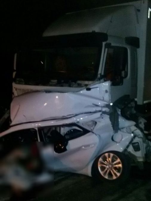 Фото и видео последствий ДТП с пятью погибшими в Кузбассе появились в Сети