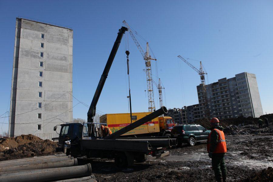 В конце 2017 года ввод жилья в Кузбассе вырос на четверть