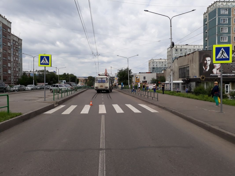 В Новокузнецке осудили водителя автобуса, насмерть сбившего подростка на зебре