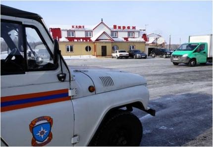 МЧС: организовано круглосуточное патрулирование дорог Кузбасса