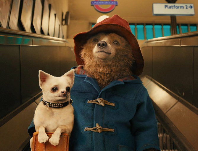 Кинотеатры Кемерова готовы вернуть в прокат «Приключения Паддингтона 2» в ближайшие выходные
