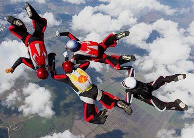 В 2020 году в Кузбассе пройдёт чемпионат мира по парашютному спорту «Мондиаль»
