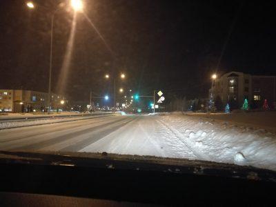 В Кемерове на Лесной Поляне заработал новый светофор