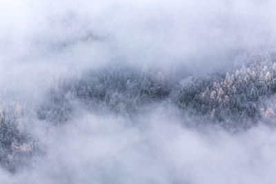 В начале недели в Кузбассе похолодает до -47°С