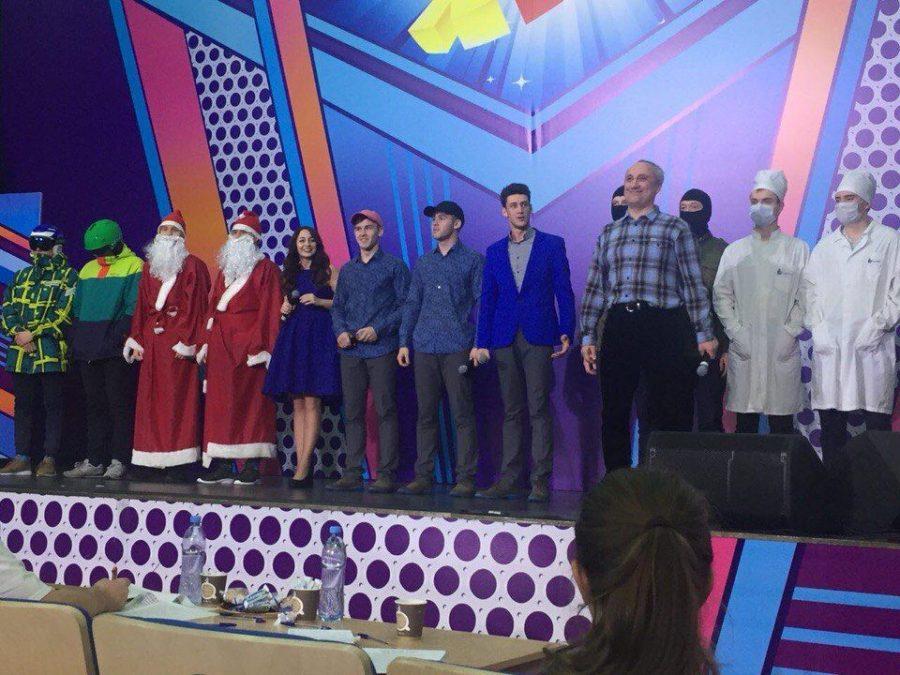 Четыре кузбасские команды выступают на международном фестивале «КиВиН» в Сочи