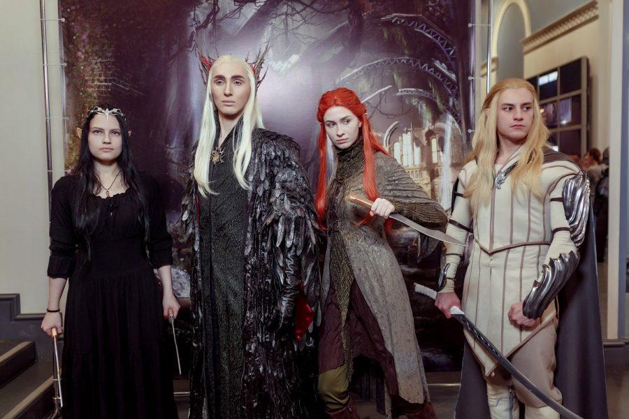 Новосибирцы сняли короткометражку по мотивам «Властелина колец» Толкина