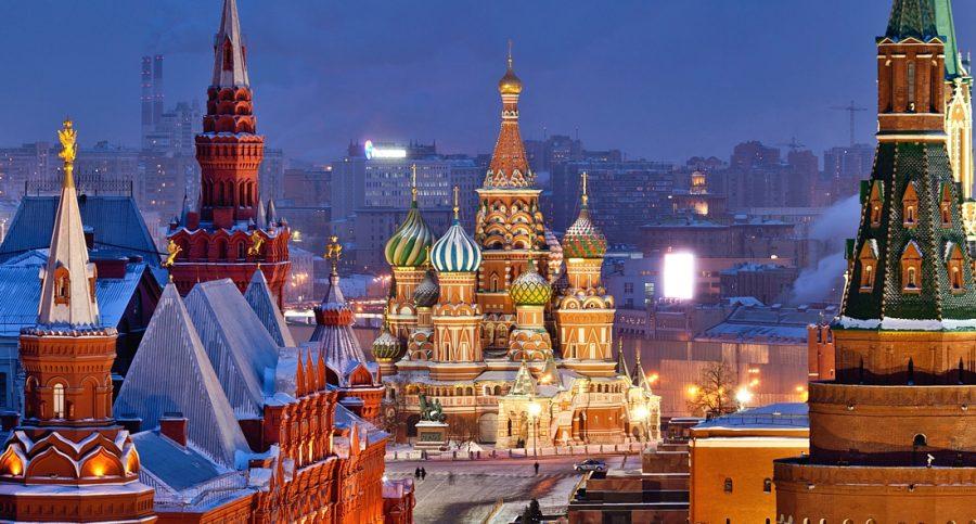 Россия поднялась на одну строчку вверх в рейтинге лучших стран мира