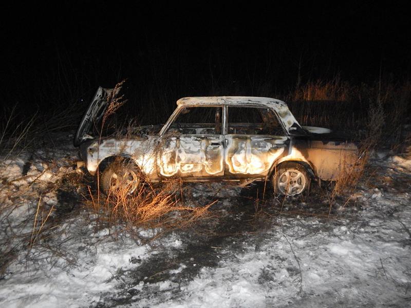 ВПрокопьевске задержали 3-х поджигателей авто