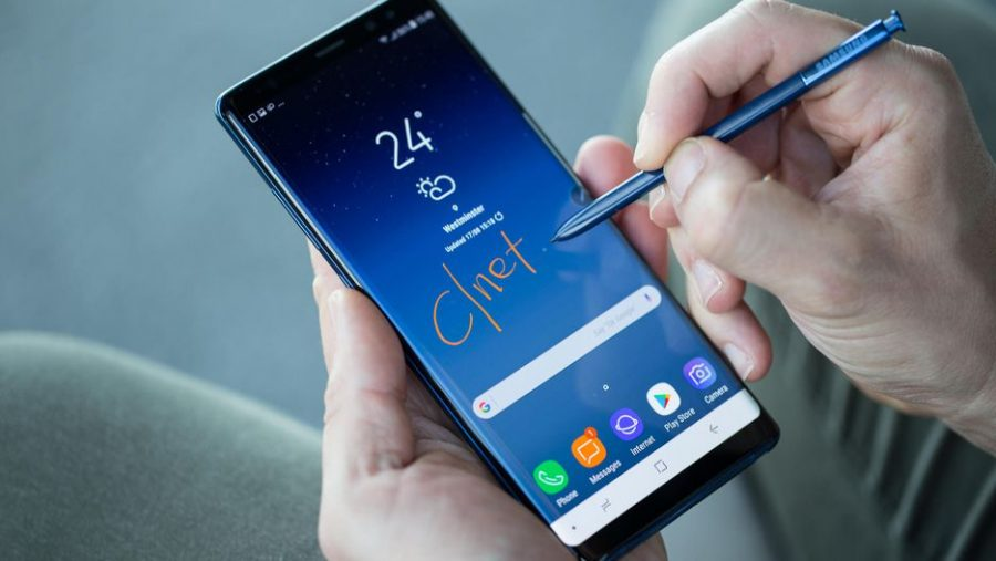 Самсунг Galaxy Note 8 безумно упал вцене в РФ