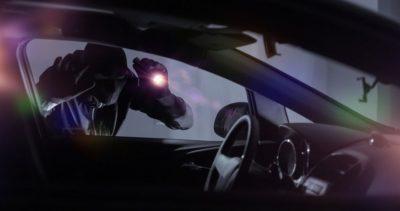 В Кузбассе пьяный грузчик катался на угнанной машине