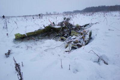 Министр транспорта Соколов: выживших в результате крушения самолёта в Подмосковье нет