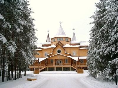 В Великом Устюге планируют построить новый дворец Деда Мороза