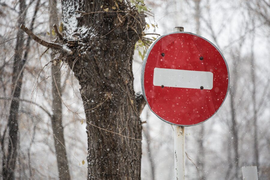 В Кемерове на улице Волкова ограничат движение из-за «Лыжни России»