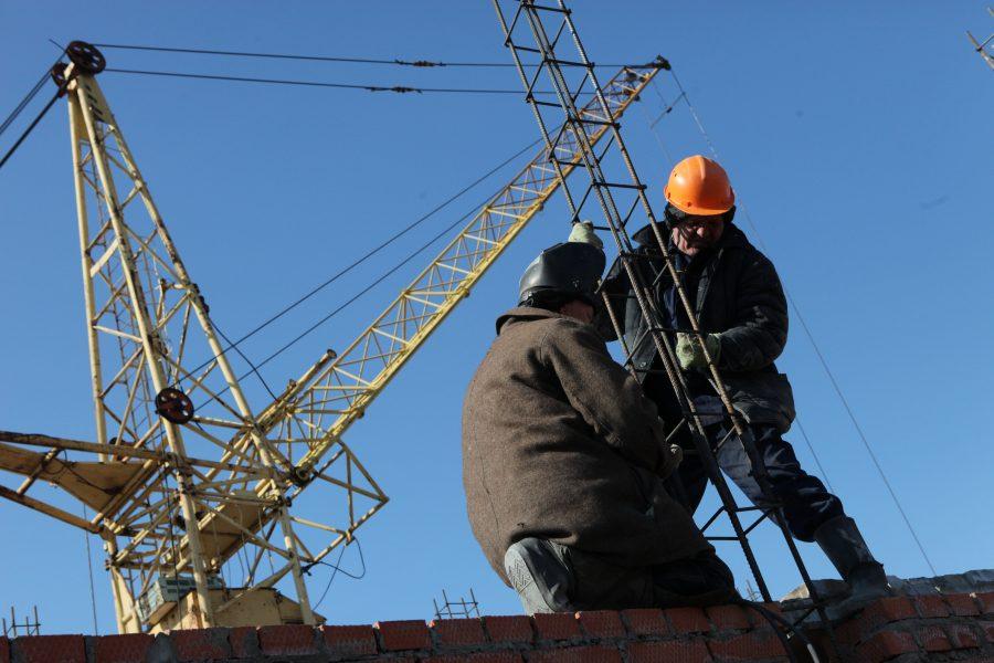 Кузбасс вошёл в топ-3 регионов Сибири по вводу жилья в 2017 году