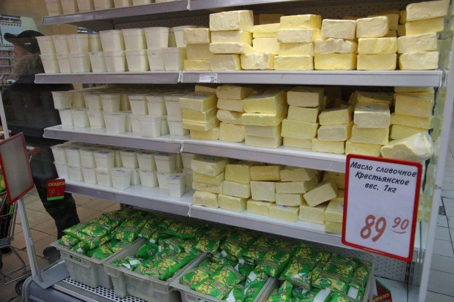 В январе в Кузбассе стоимость фиксированного набора товаров и услуг была самой низкой в СФО