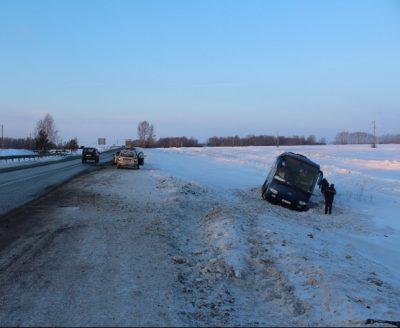 В Кузбассе Следком организовал доследственную проверку по факту смертельного ДТП с автобусом
