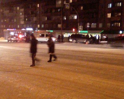 В ГИБДД рассказали подробности тройного ДТП на Ленина в Кемерове