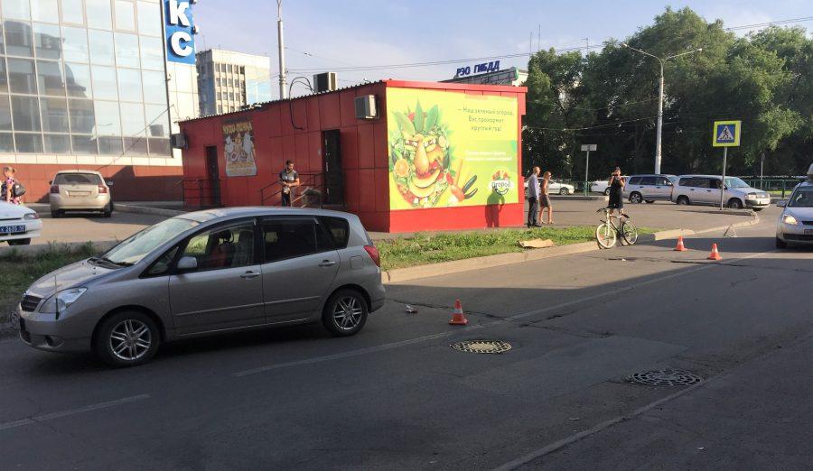 В Новокузнецке будут судить пенсионера, который на зебре насмерть сбил велосипедистку