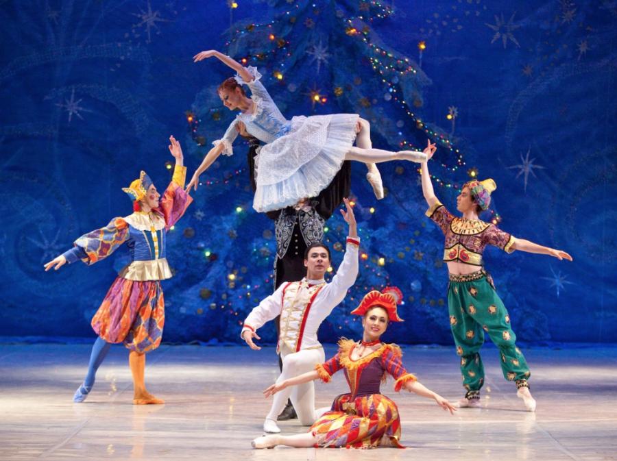 В марте в кемеровской филармонии покажут три балетные постановки