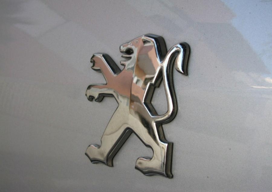 Шпионское фото нового Peugeot (Пежо) 508 показали всети интернет