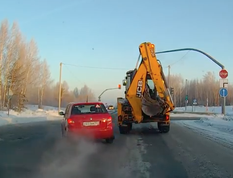 «Мобильный патруль»: нарушителя ПДД в Кемеровском районе оштрафовали на 6 000 рублей