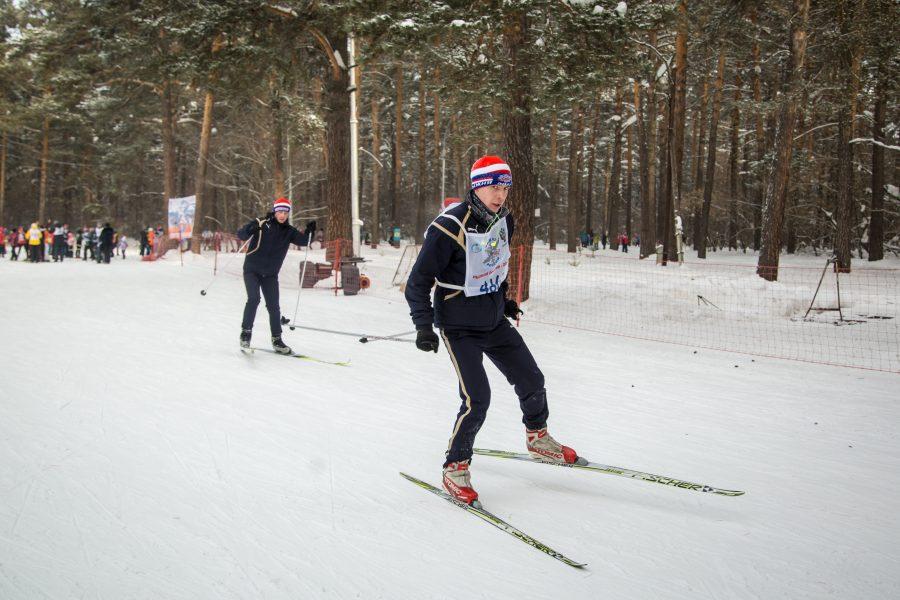 В Кузбассе началась регистрация на «Лыжню России-2018»