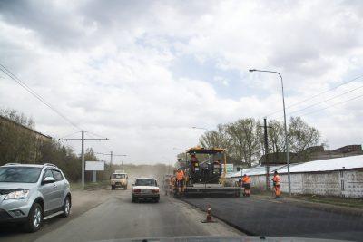 В администрации Кемерова рассказали, когда в городе начнётся ремонт дорог