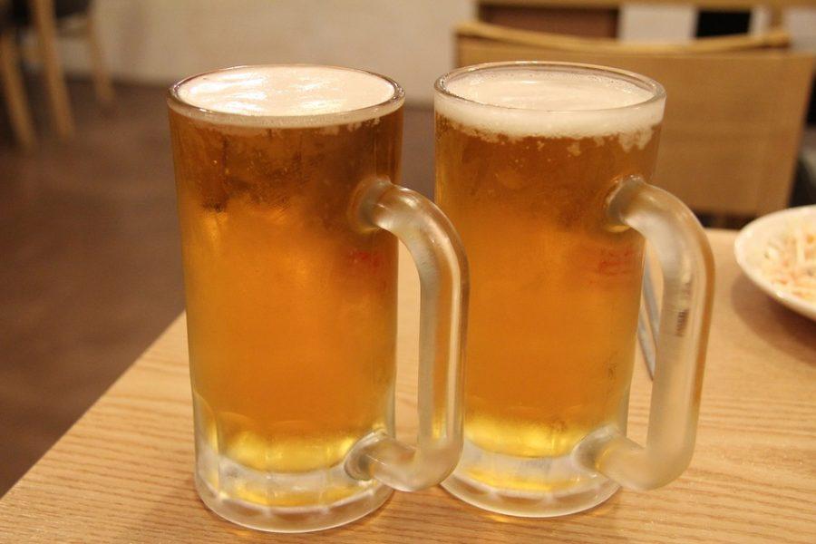 Немцы привезли на Олимпиаду 3,5 тысячи литров безалкогольного пива и пьют его как изотоник