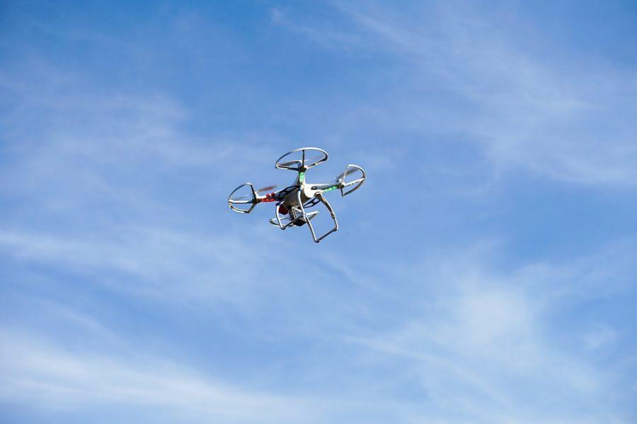 Компания Самсунг изобрела дрон, управляемый взором