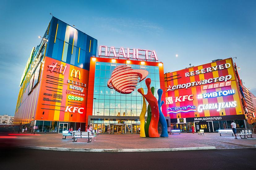 От строительства ТРЦ «Планета» в Кемерове отказались