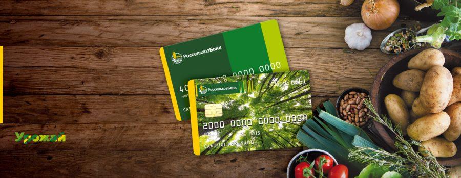 Объём эмиссии платёжных карт Россельхозбанка вырос на 15%