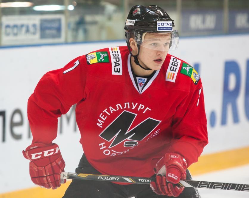Новокузнецкий хоккеист забросил победную шайбу на Олимпиаде в Пхенчхане