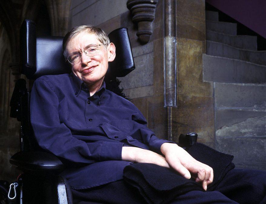В Кембридже умер легендарный физик Стивен Хокинг