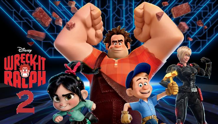 Студия Disney опубликовала трейлер мультфильма «Ральф против интернета»