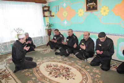 В кузбасской колонии открыли мечеть для осуждённых