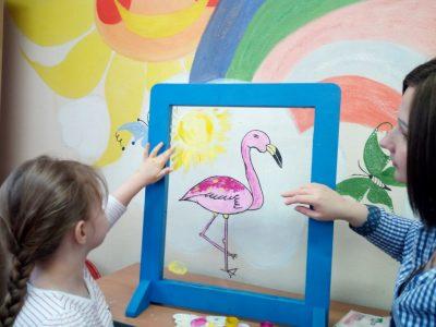 В кемеровском РЦ «Фламинго» установили новое оборудование для реабилитации детей